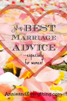 Are you needing one thing you can change immediately to improve your marriage? On my 26th anniversary, I'm sharing my BEST marriage advice. Take a look!