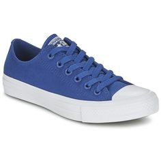Baskets mode Converse CHUCK TAYLOR ALL STAR II  OX Bleu 350x350