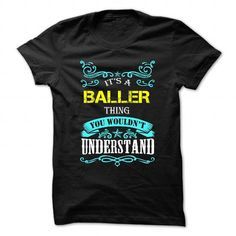 BALLER T-Shirts, Hoodies (19$ ===► CLICK BUY THIS SHIRT NOW!)