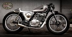 THEKATROS: WAKE UP - Suzuki Thunder Cafe Racer