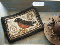 Primitive Handmades Mercantile: Red House Wool Studio~ by Cathy G  $60.00