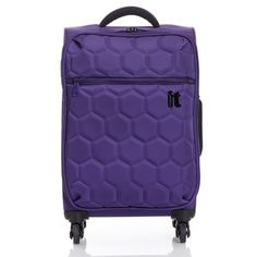 "$59.99 43.8"" Honeycomb Lite 22"" Spinner Luggage"
