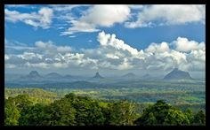 Glass House Mountains National Park , Queensland, Australia
