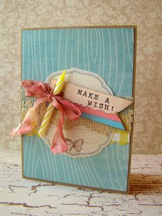 A cute gift/ craft for the child to complete throughout the wish process - Scrapbook.com