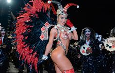 Tati Minerato - Gaviões da Fiel   Conheça as musas do Carnaval 2016 de São Paulo