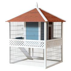 The Pagoda Rabbit Hutch | Cashback World | Shop pet supplies now: https://www.cashbackworld.com/branche/pet-food-supplies