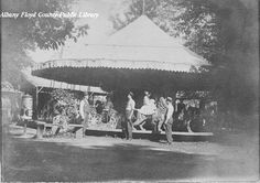 History and photos of old amusement parks of Louisville Kentucky