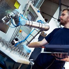 Increasingly, Robots of All Sizes Are Human Workmates | Even conventional industrial robots are becoming safer to work around, making them more likely to collaborate with humans.