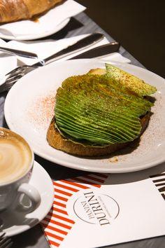 Foodguide Milano - Diese Restaurants & Cafés darfst du nicht verpassen! Restaurant Am Wasser, Stück Pizza, City Restaurants, Healthy Fats, Avocado Toast, Family Meals, Sweet Potato, Veggies, Potatoes