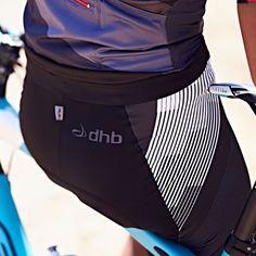 Cuissards en lycra | dhb | ASV Race Women's Bib Shorts | Wiggle France