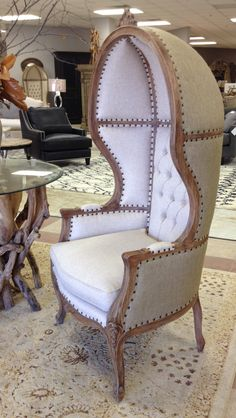 Delicieux Canopy Chair