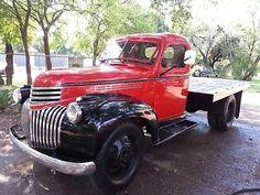vintage Chevrolets