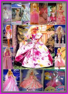 Hasbro Sindy Barbie 80s, Sindy Doll, Doll Toys, Barbie Stuff, Doll Stuff, Barbie Friends, Dollhouse Furniture, Doll Accessories, Vintage Toys