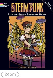 @Andrea Gallegos-Little stained glass colouring book $6.99