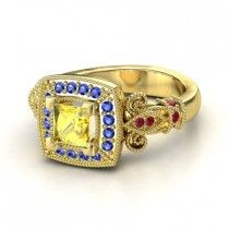 Disney Engagement Rings 2013   Aurora Engagement Ring
