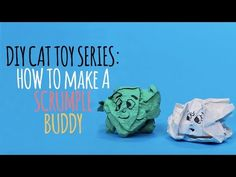 Welcome to the Friskies Do-It-Yourself Toy Maker Series! Watch this video to learn how to make the perfect toy for your knotty kitty: the knotty spider! Purina Friskies, Diy Cat Toys, All About Cats, New Friends, Tween, Kitty, Pets, Spider, How To Make