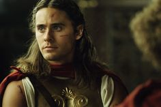 Jared as the beautiful Hephaestion