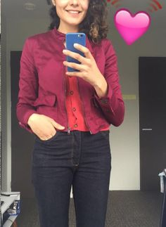 I made my jeans - Patricia Cardoso