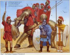 Seleucid Armies  by Angus McBride