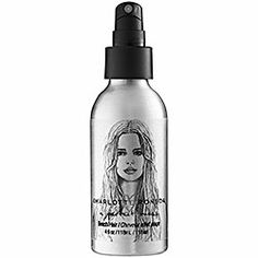 i looooove this stuff! charlotte ronson-a perfect mess. gives your hair the beachy tousled look....it also smells like you're at the beach:)