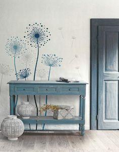 Live as Italians Bonami - Bydlete jako Italové Shabby Chic Living, Country Decor, Rustic Wood Furniture, Room Decor, Decor, Decor Inspiration, Painted Furniture, Home N Decor, Home Decor