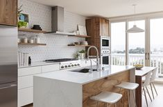 Photo 4 of 8 in 8 Envy-Inducing Kitchens and Baths Posted by Our Community - Dwell