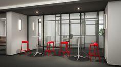 Office 2 Blinds, Audi, Divider, Curtains, Modern, Room, Furniture, Design, Home Decor