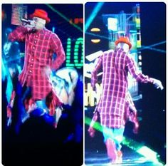 2014 BET Awards Chris Brown
