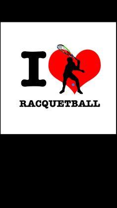love racquetball #e-force
