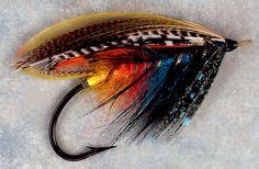 Abinger (Tied by Syd Glasso) Trout Fishing Tips, Fly Fishing Gear, Fishing Knots, Salmon Fishing, Fishing Lures, Best Fishing Reels, Steelhead Flies, Salmon Flies, Fly Tying Patterns