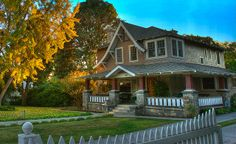 Beautiful Old House in Monrovia California by _Allen_