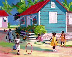 "shari erickson art | Team Caribe"" by Shari Erickson | Art"
