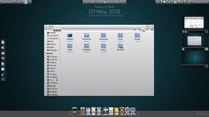Linux - Pinguy OS 13.04.