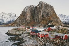 simply-divine-creation:  Lofoten is calling and I must go» Taipale Brothers