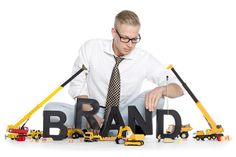 """Branding Your New Business: Six Top Tips"" - Branding your new business shouldn't be taken lightly; you need to plan every aspect of it to help ensure success. Find out why in this blog entry by Full Media Ltd's Nick Jones. #Branding #Brands #StyleGuides #Logos #Marketing (Image via Shutterstock)"