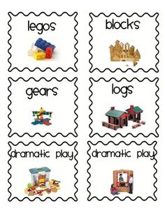 These classroom labels are designed for the primary classroom.  Kid friendly labels include pictures and words for classroom materials for items li...