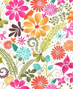 Kate Spain fabrics; love these!