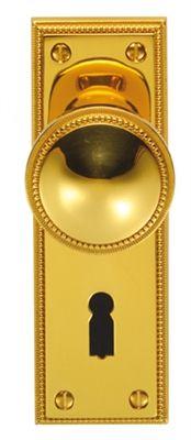Delamain Beaded Door Knob | Door Knobs | Pinterest | Door knobs ...