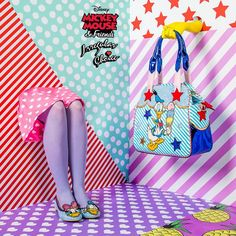 Oh Boy! There's A New Mickey Mouse & Friends Collection From Irregular Choice