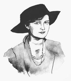 Grand Duchess Maria Nikolaevna of Russia drawn by Scott Keenan Illustration. by historyofromanovs