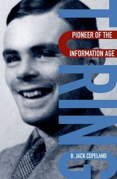 http://ukcatalogue.oup.com/product/9780199639793.do# Alan Turing can be regarded as one of the greatest scientists of the 20th century. But who was Turing, and what did he achieve during his tragically short life of 41 years? Best known as the genius who broke Germany's most secret codes during the war of 1939-45, Turing was also the father of the modern computer. Today, all who 'click-to-open' are familiar with the impact of Turing's ideas.