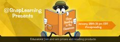 It's a close reading Twitter party! Come talk about close reading with Angela Watson, Heidi Morgan, and Snap Learning! Jan 28th 8-9 pm EST Just follow the hashtag #snapreading