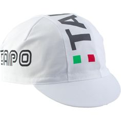 Capo Italia cycling cap the magic cap  that make you feel like a European  cycling supper start when hanging around on the USA cycling races