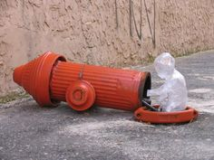 Mark Jenkins // Street Installations