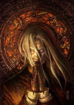 Priest Vol. 6 - Comics by comiXology World Of Fantasy, Dark Fantasy Art, Dark Art, Fantasy Rpg, Wolf, Dark Images, Fantasy Monster, Dark Gothic, Medieval Art