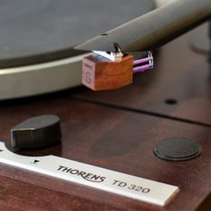 -Grado Reference Platinum; Grado cartridges have a wonderfully 'analogue' sound. They are one of the favourite cartridges to use with The Wand Tonearm®.  The wooden ones are some of the few MM cartridges that offer a good alternative to the upper regions of MC carts.  Michael (Wgtn NZ) commented; I haven't had time to post any review or comments yet. I have had ample opportunity to listen to it though, and it sounds absolutely wonderful (Thorens TD 320)