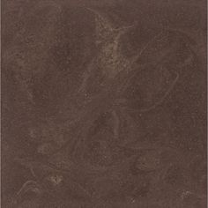 Solid Surface Countertop Sample In Earth, Brown