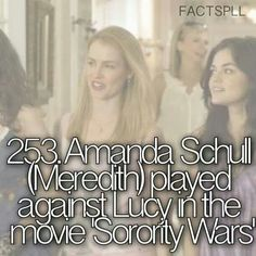 Pretty Little Liars<<< she's always against her :')
