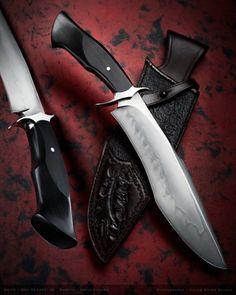 CAMP | Ben Seward Knives