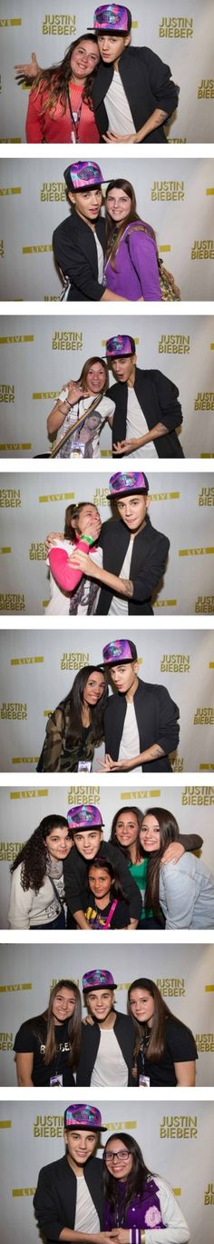 """""""❀ justin bieber meet and greet pictures clipped by me - part one."""" by kendalljenner-anon ❤ liked on Polyvore"""